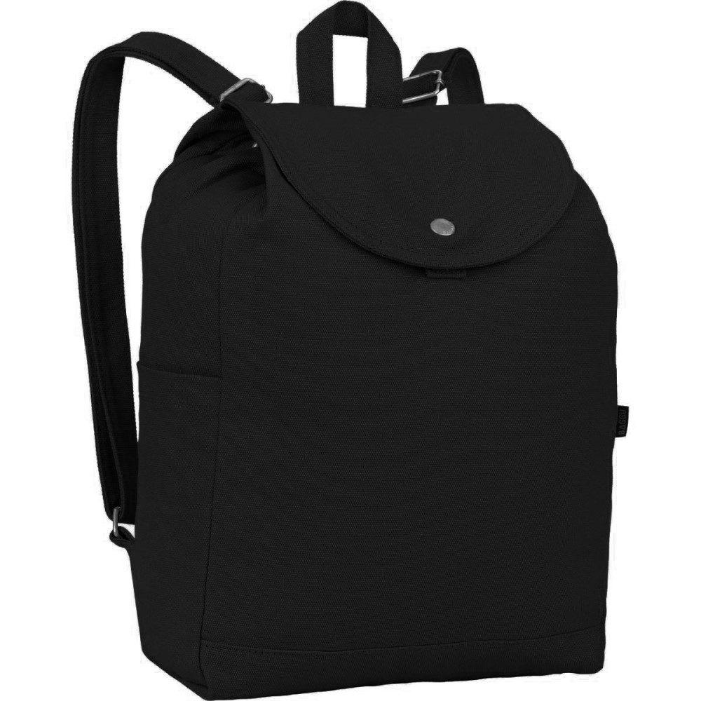 バッグー BAGGU レディース バッグ バックパック・リュック【Drawstring Backpack】Black