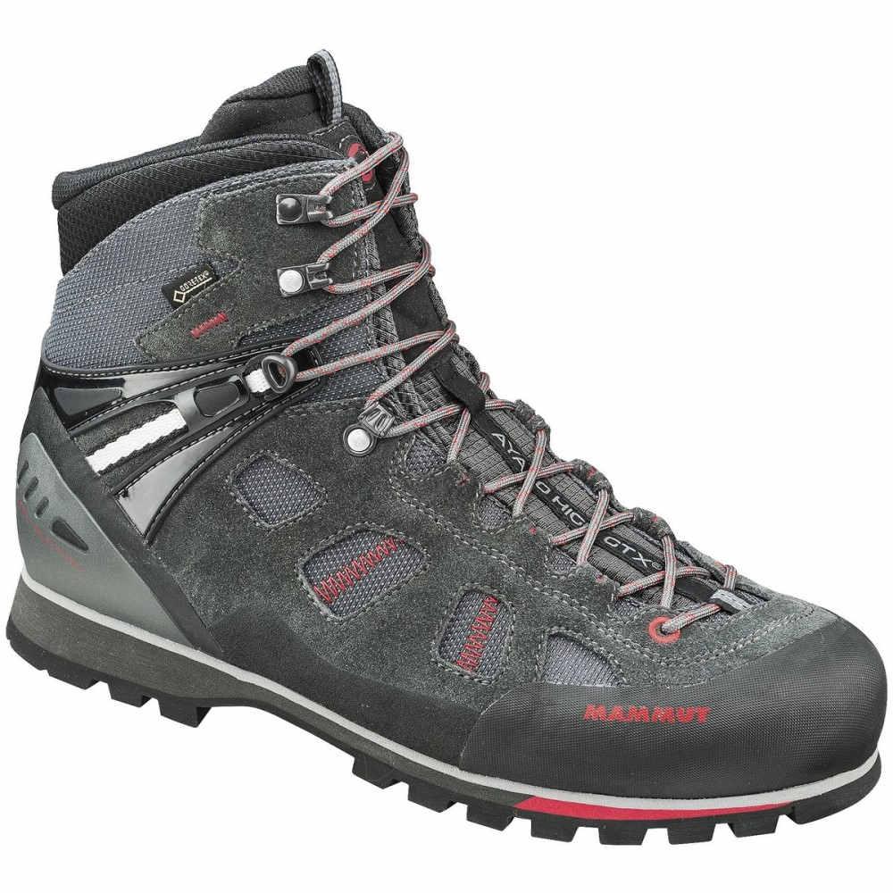 マムート Mammut メンズ ハイキング シューズ・靴【Ayako High GTX Backpacking Boots】Graphite/Inferno