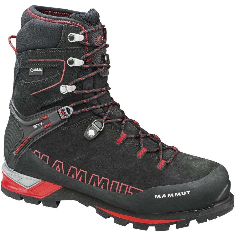 マムート Mammut メンズ ハイキング シューズ・靴【Magic Guide High GTX Boots】Black/Inferno