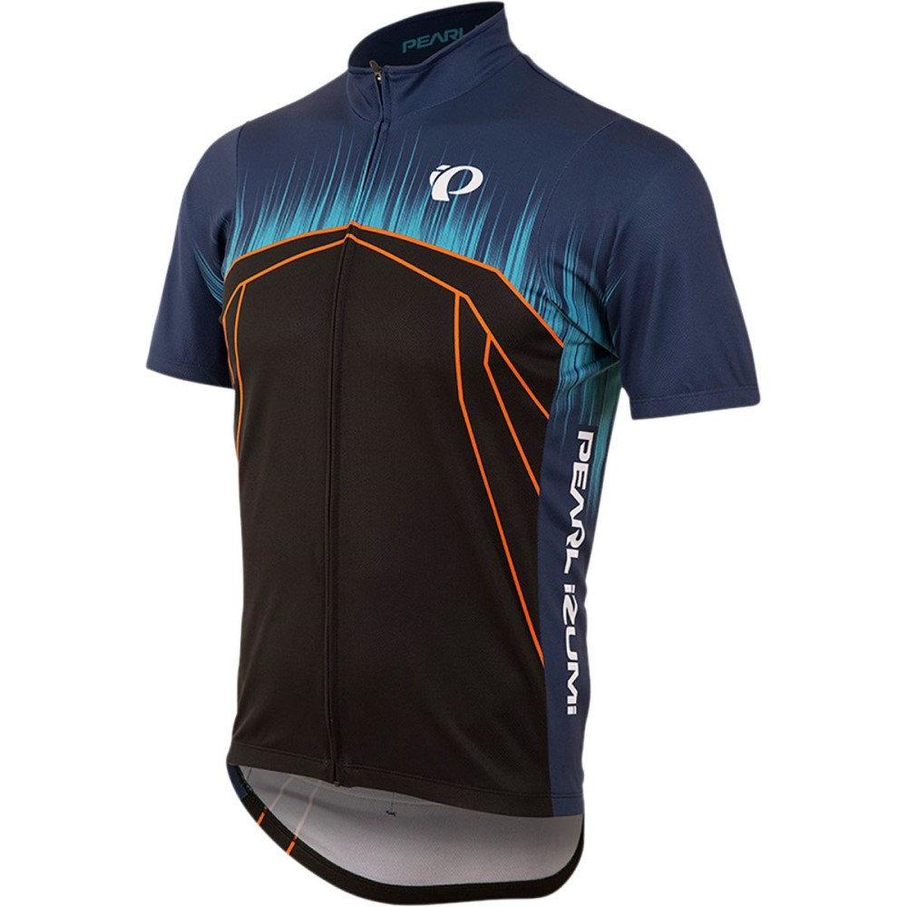 パールイズミ Pearl Izumi メンズ サイクリング ウェア【SELECT LTD Jersey - Short Sleeves】Surge Blue Depths
