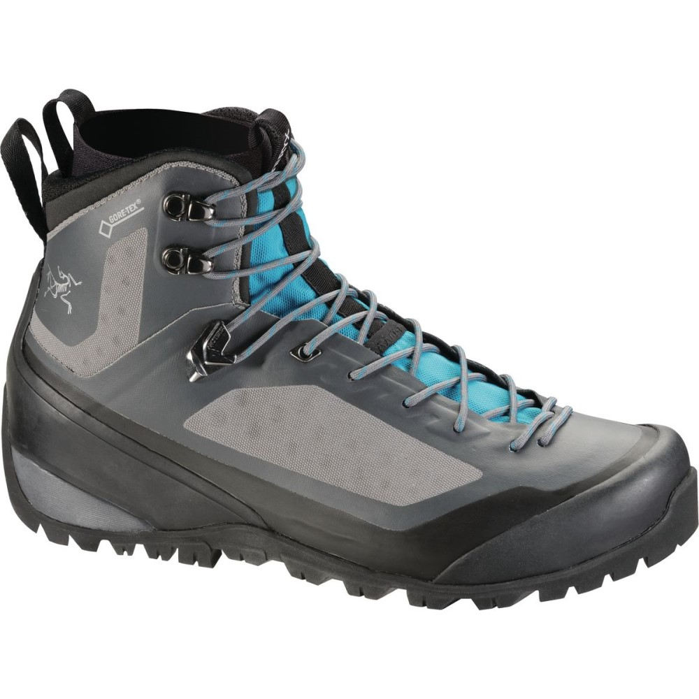最新エルメス アークテリクス Mid Arc'teryx レディース ハイキング レディース シューズ Backpacking・靴【Bora Mid Backpacking Boot】Light Graphite/Big Surf, SAKURA STORE:0c702bf0 --- canoncity.azurewebsites.net