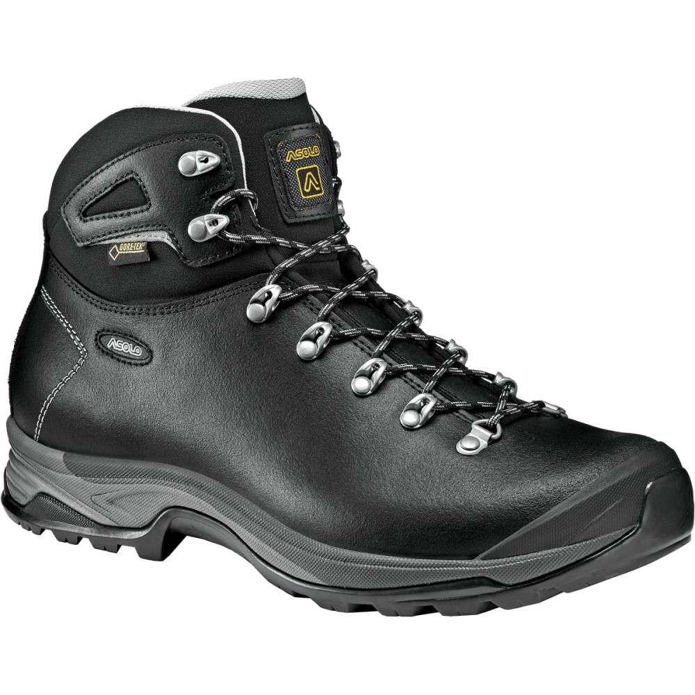 アゾロ Asolo メンズ ハイキング シューズ・靴【Thyrus GV Hiking Boots】Black/Black
