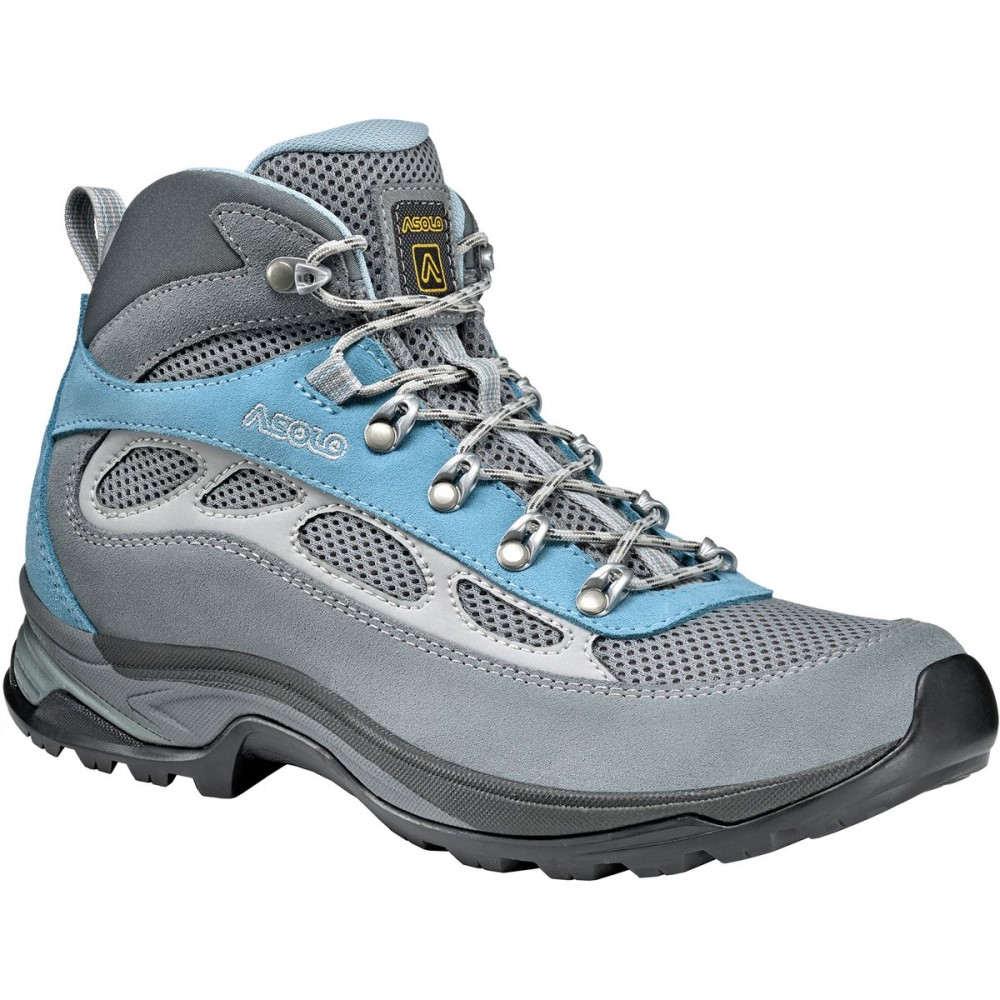 アゾロ Asolo レディース ハイキング シューズ・靴【Cylios Hiking Boot】Cloudy Grey/Grey