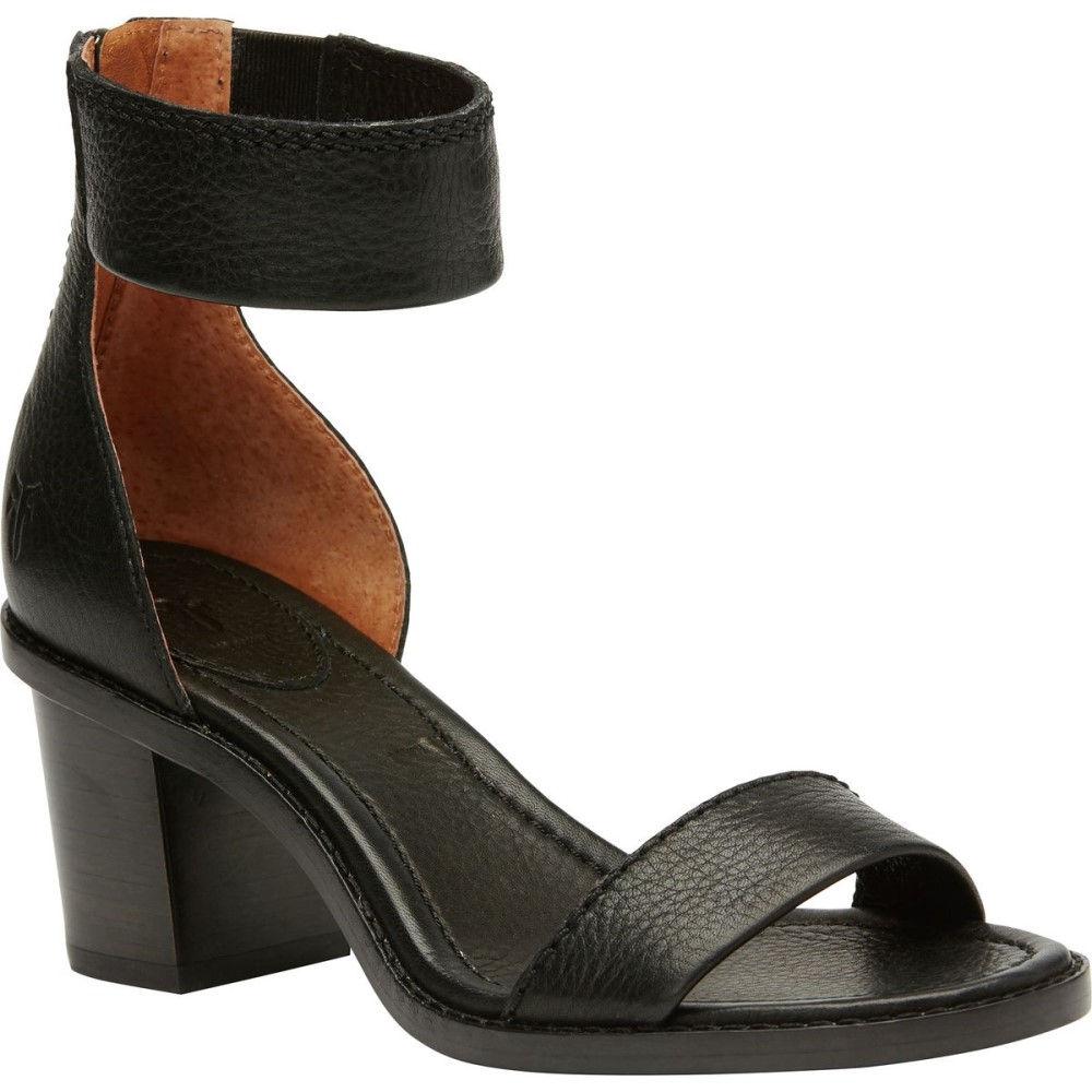 フライ Frye レディース シューズ・靴 サンダル【Brielle Back Zip Sandal】Black