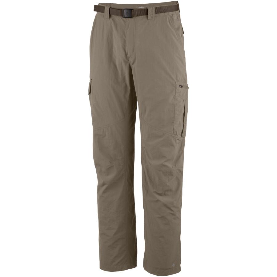 コロンビア Columbia メンズ ボトムス カジュアルパンツ【Silver Ridge Cargo Pant】Tusk