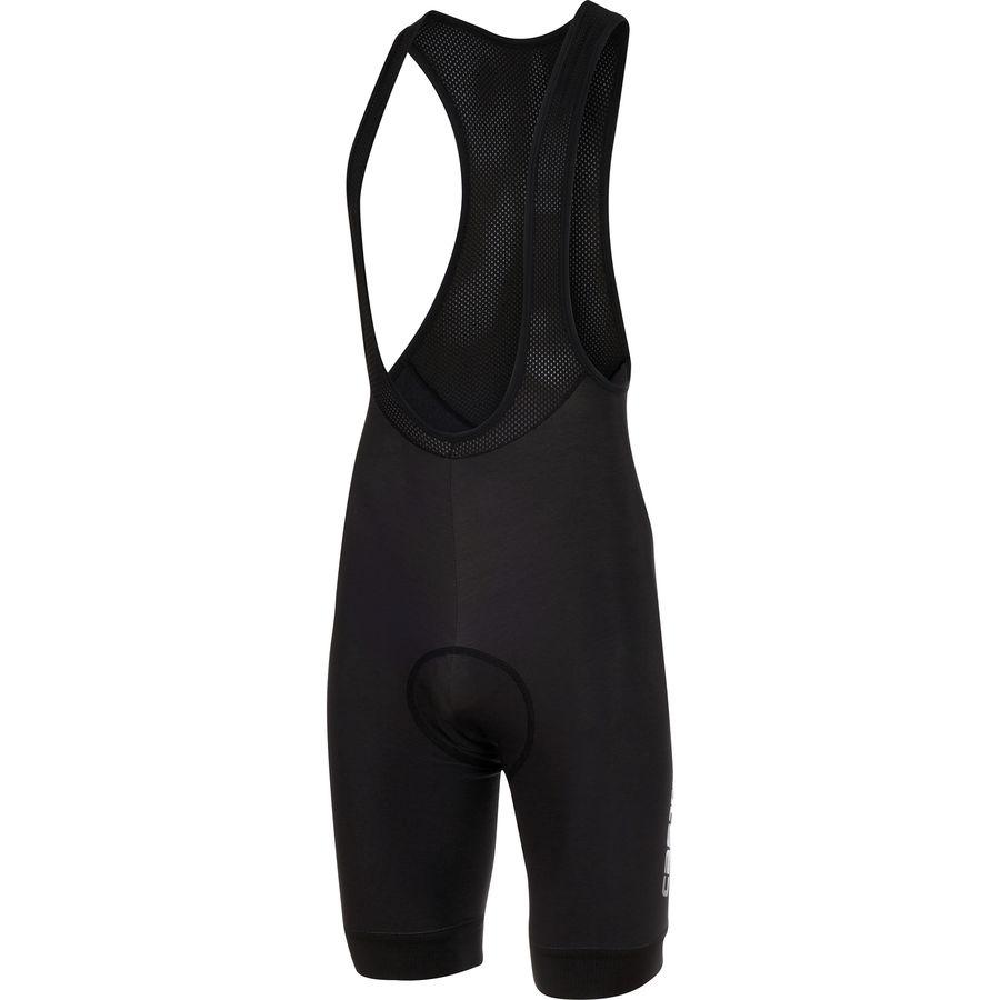 カステリ Castelli メンズ サイクリング ウェア【Nanoflex 2 Bib Shorts】Black