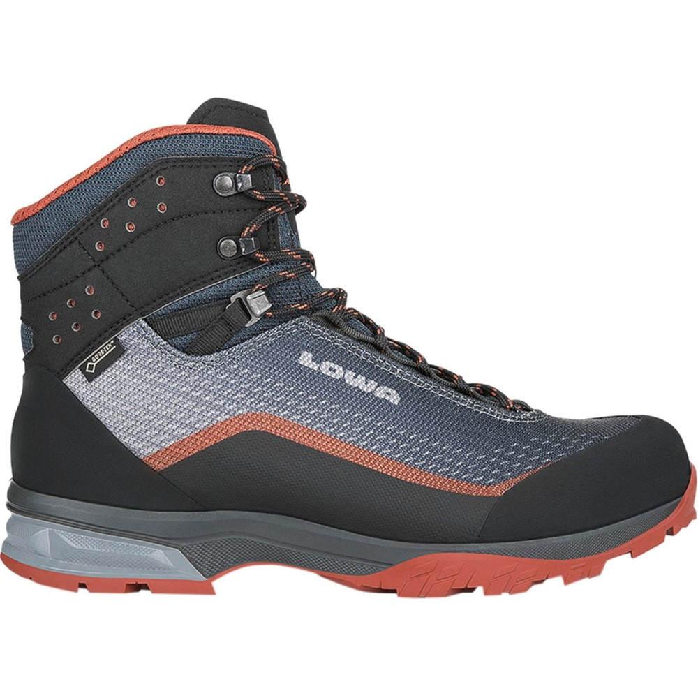 ロワ Lowa メンズ ハイキング シューズ・靴【Irox GTX Mid Boots】Navy/Rust