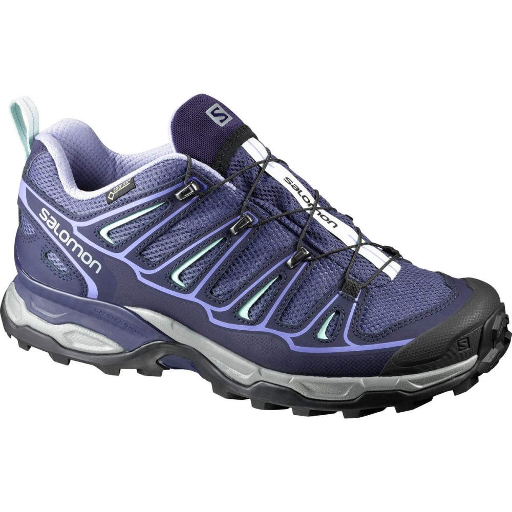 サロモン Salomon レディース ハイキング シューズ・靴【X Ultra 2 GTX Hiking Shoe】Crown Blue/Evening Blue/Easter Egg
