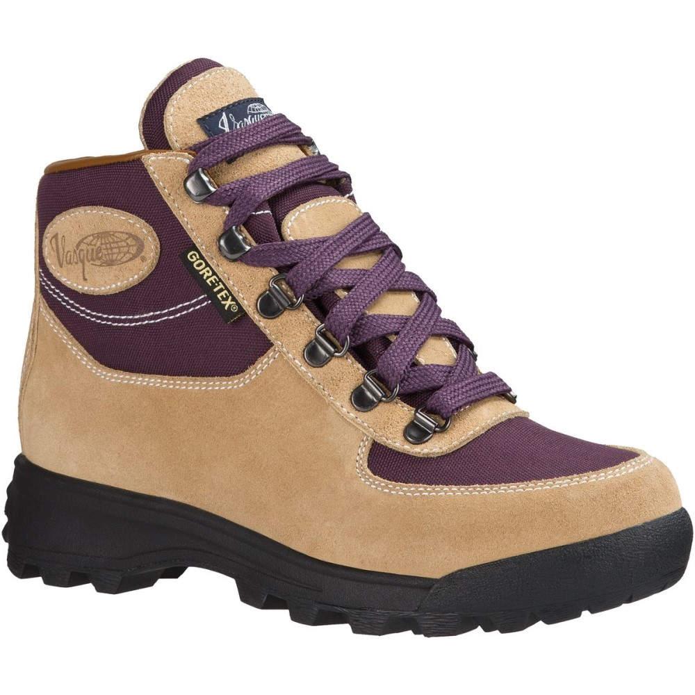 【WEB限定】 バスク Vasque レディース ハイキング シューズ・靴【Skywalk GTX GTX バスク Hiking Hiking Boot】Desert Sand/Plum Perfect, kissora:ab3d08ba --- supercanaltv.zonalivresh.dominiotemporario.com
