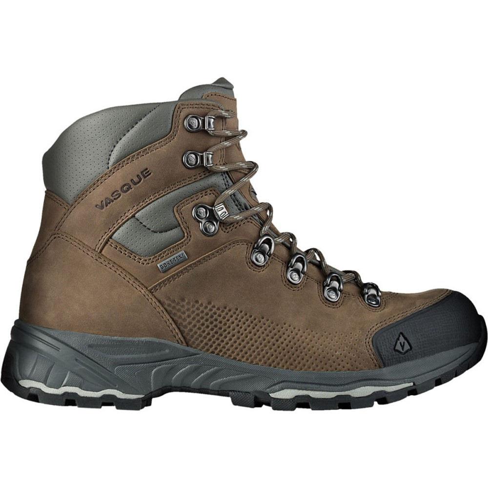 バスク Vasque メンズ ハイキング シューズ・靴【St. Elias GTX Backpacking Boots】Bungee/Gray