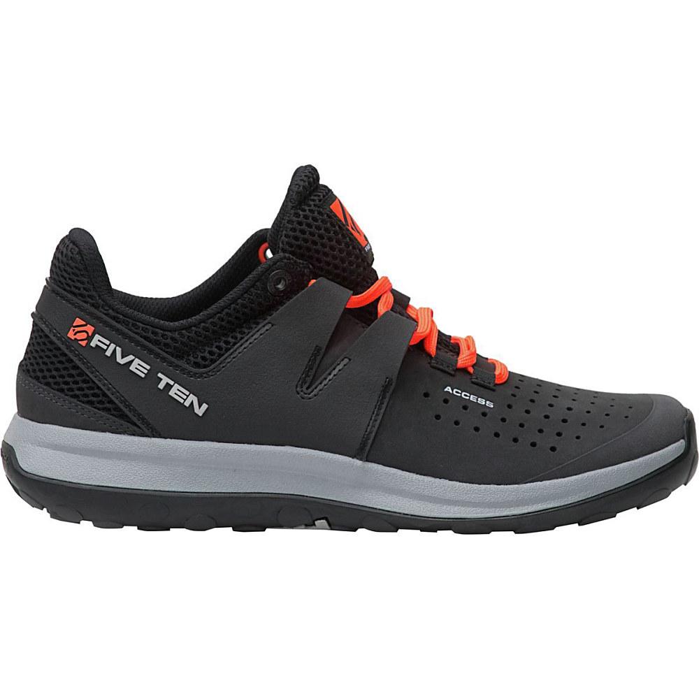ファイブテン メンズ ハイキング・登山 シューズ・靴【Access Leather Shoes】Carbon