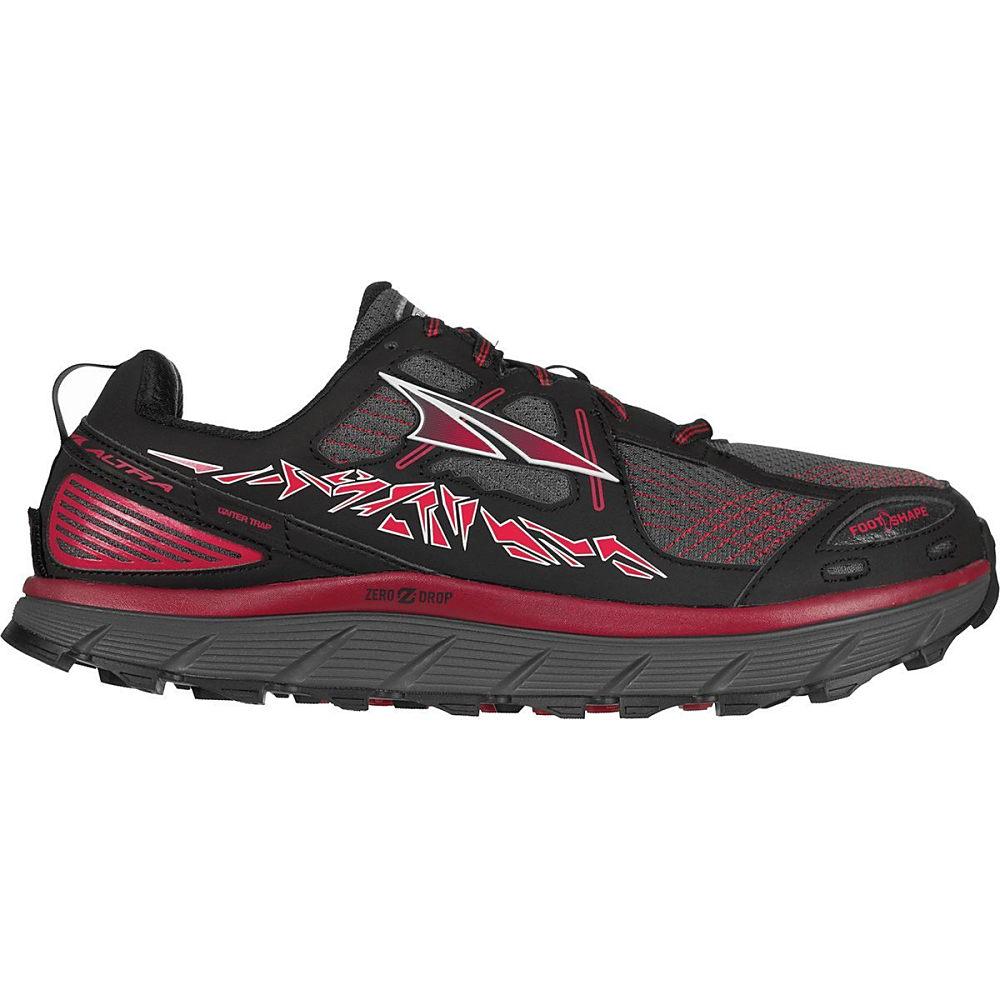 アルトラ メンズ ランニング・ウォーキング シューズ・靴【Lone Peak 3.5 Mid Mesh Trail Running Shoes】Red