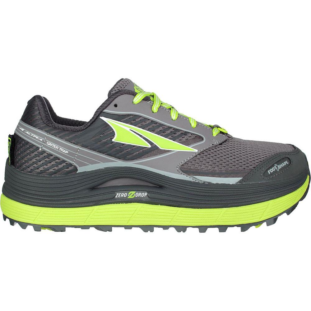 アルトラ メンズ ランニング・ウォーキング シューズ・靴【Olympus 2.5 Trail Running Shoes】Gray/Lime