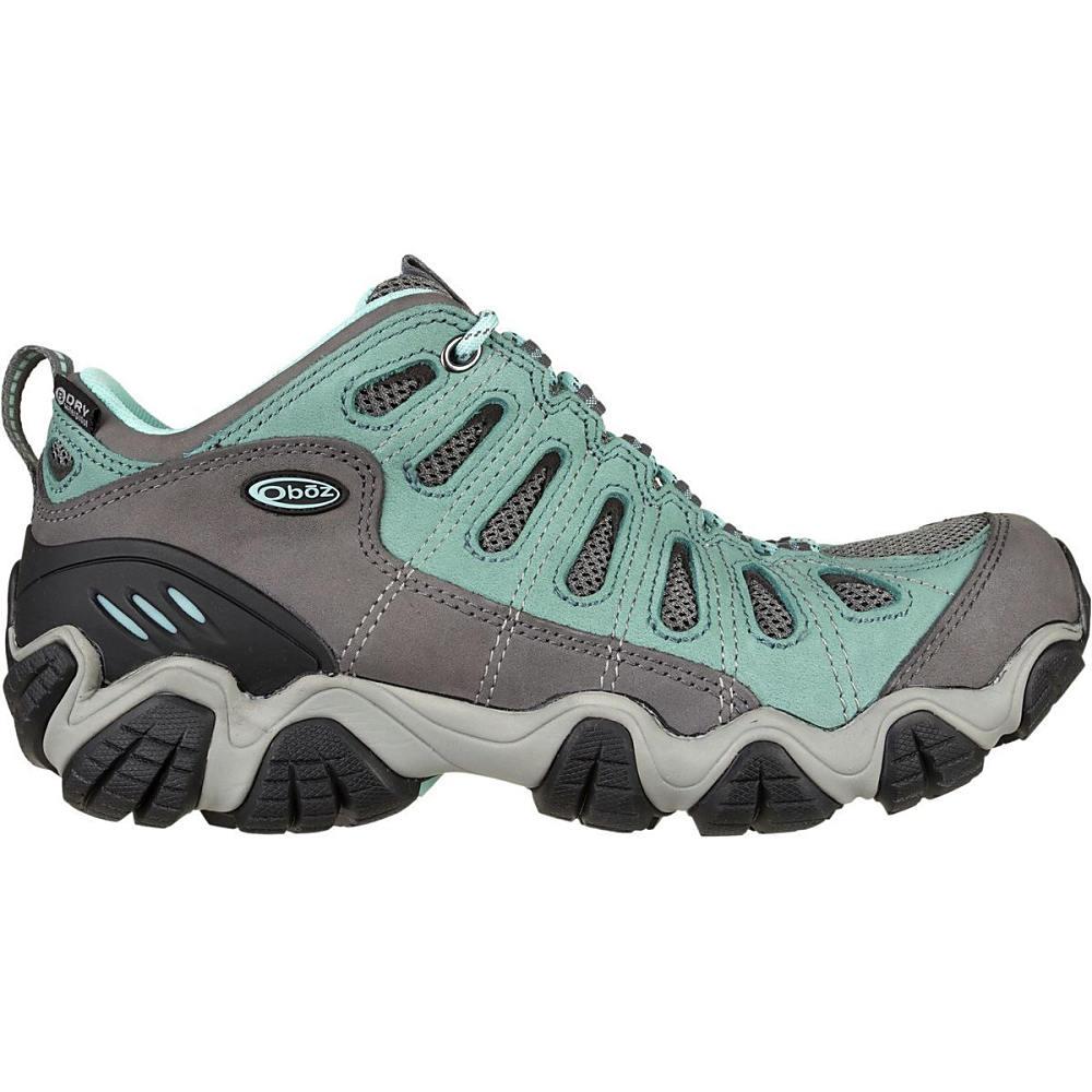 オボズ レディース ハイキング・登山 シューズ・靴【Sawtooth Low Hiking Shoe】Mineral Blue