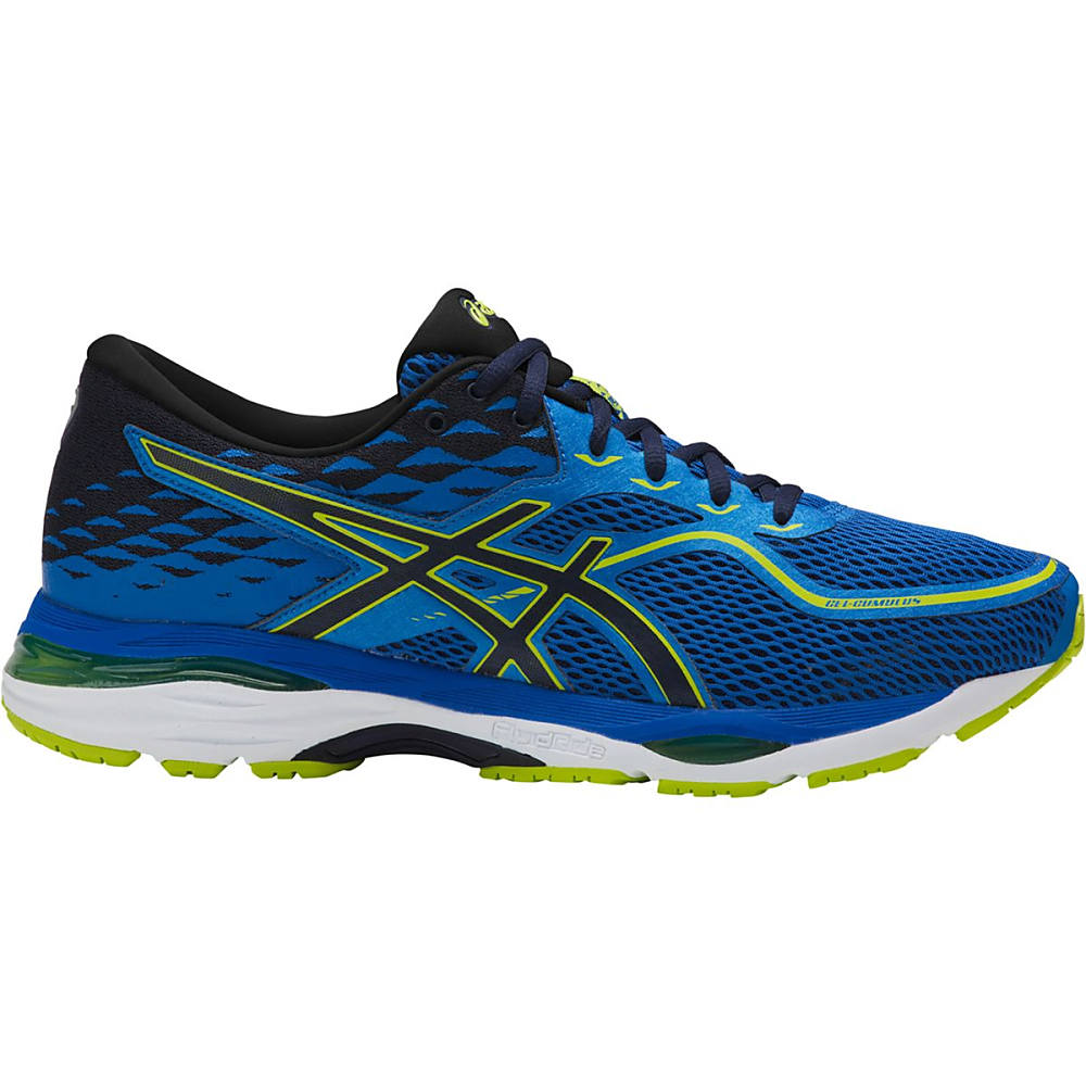 アシックス メンズ ランニング・ウォーキング シューズ・靴【Gel - Cumulus 19 Running Shoes】Directoire Blue/Peacoat/Energy