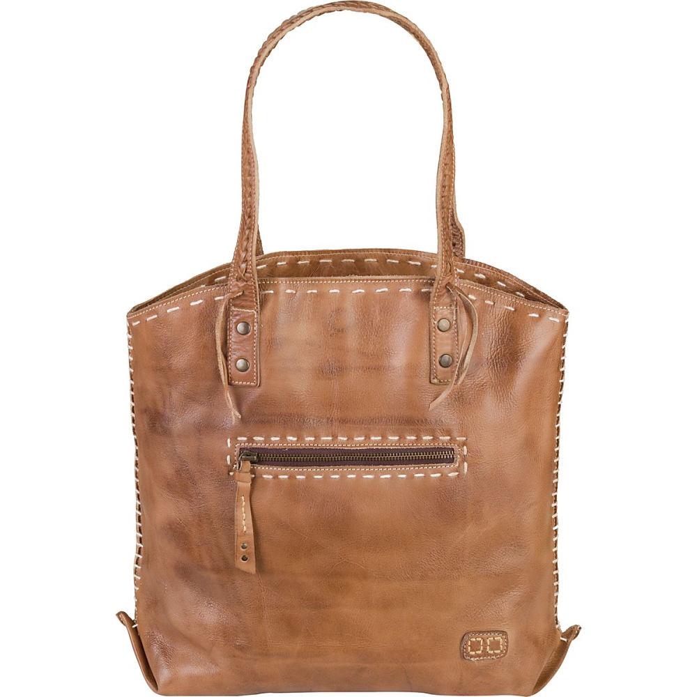 ベッドステュ レディース バッグ【Barra Bag】Tan Rustic