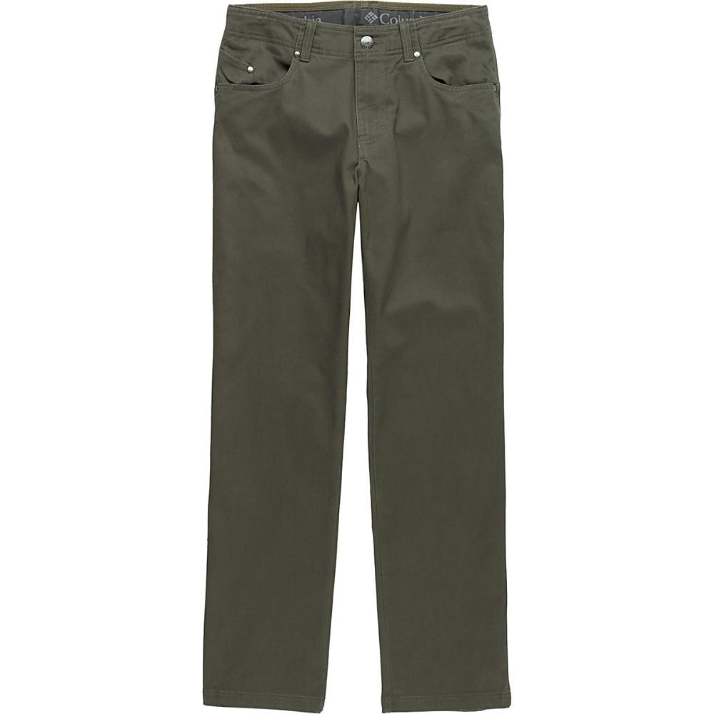 コロンビア メンズ ボトムス・パンツ チノパン【Pilot Peak 5 Pocket Pants】Alpine Tundra