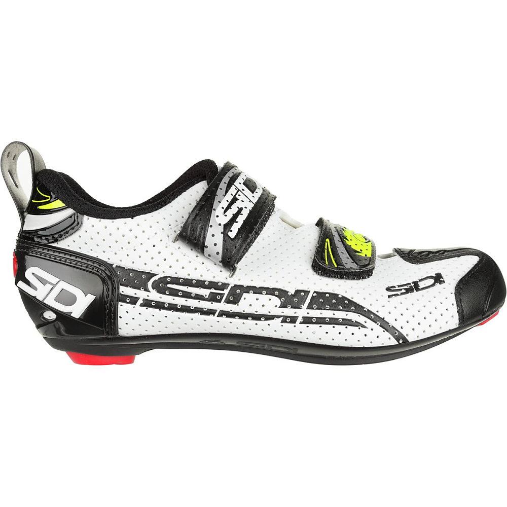 シディー レディース トライアスロン シューズ・靴【T - 4 Air Carbon Composite Shoes】White/Black