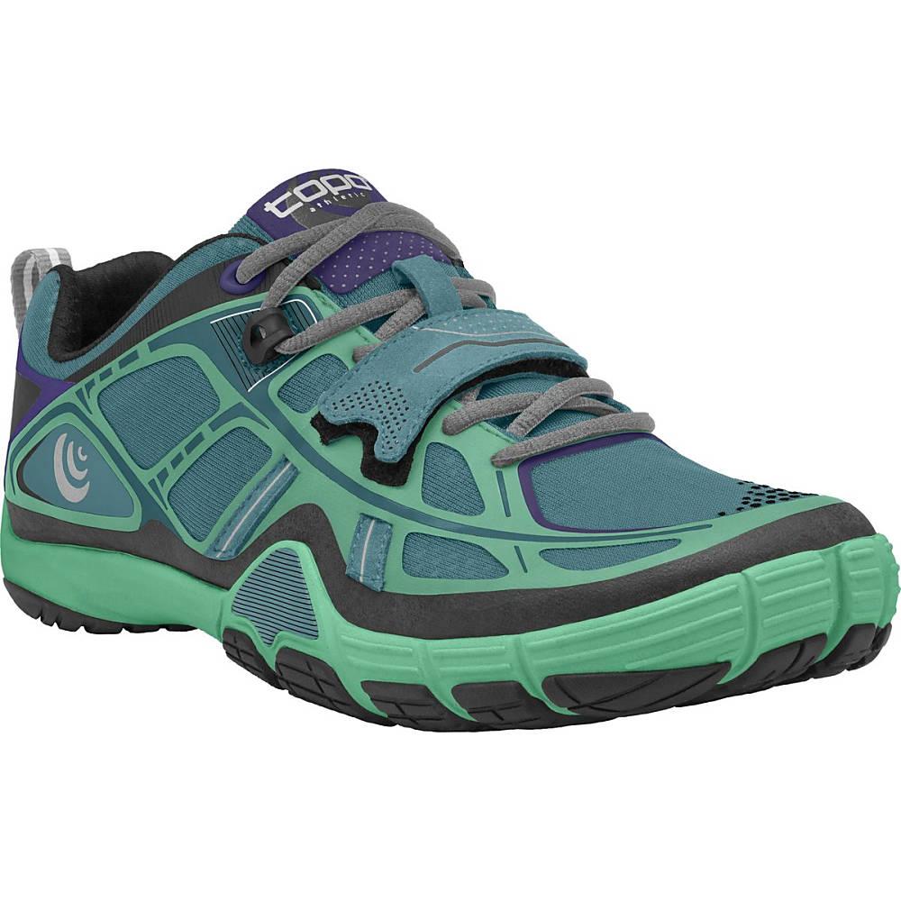 トポ アスレチック レディース ランニング・ウォーキング シューズ・靴【Halsa Shoe】Emerald/Black