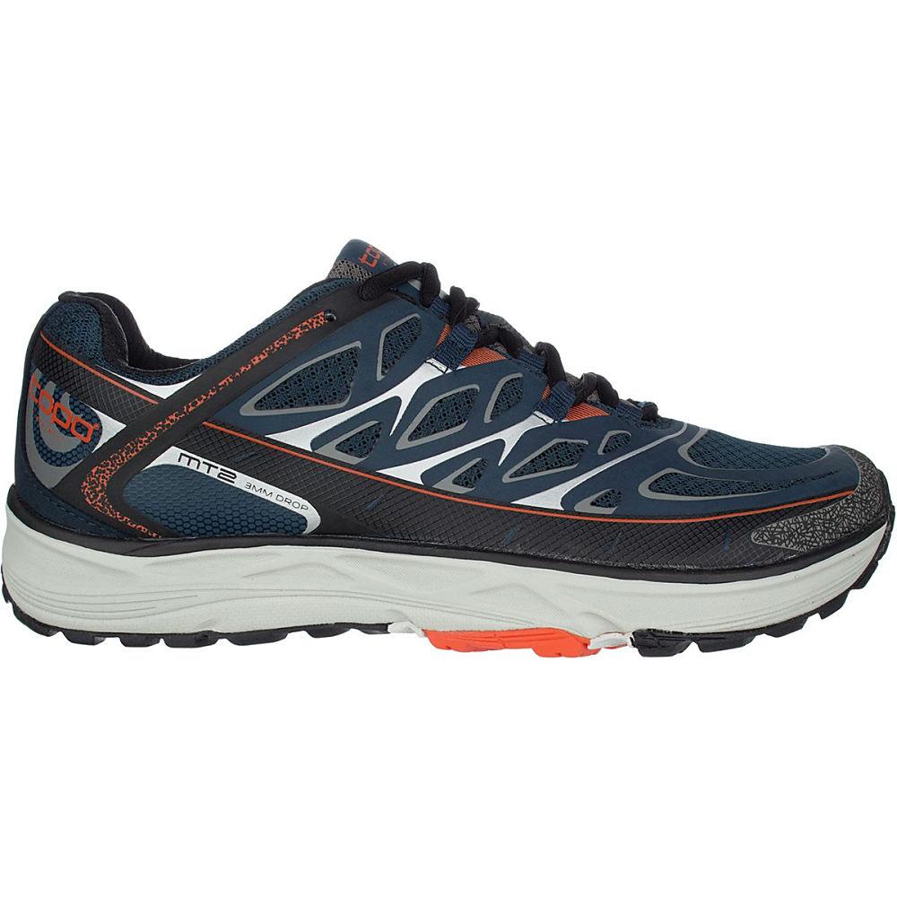 トポ アスレチック メンズ ランニング・ウォーキング シューズ・靴【MT - 2 Trail Running Shoes】Navy/Grey