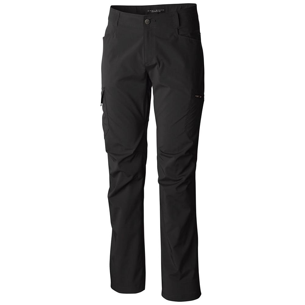 コロンビア メンズ クライミング ボトムス・パンツ【Silver Ridge Stretch Pants】Black