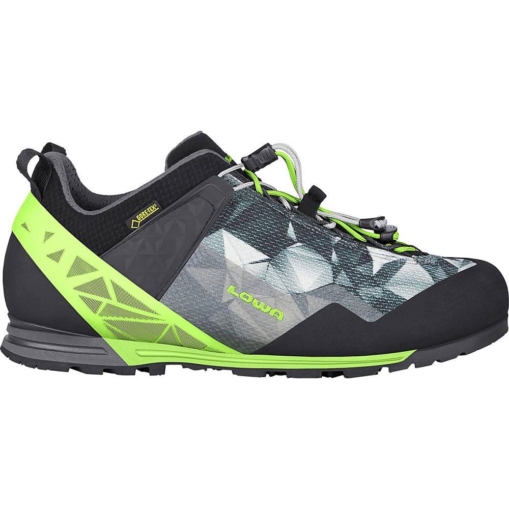 ロワ メンズ ハイキング・登山 シューズ・靴【Approach Pro GTX Lo Shoes】Anthracite/Lime
