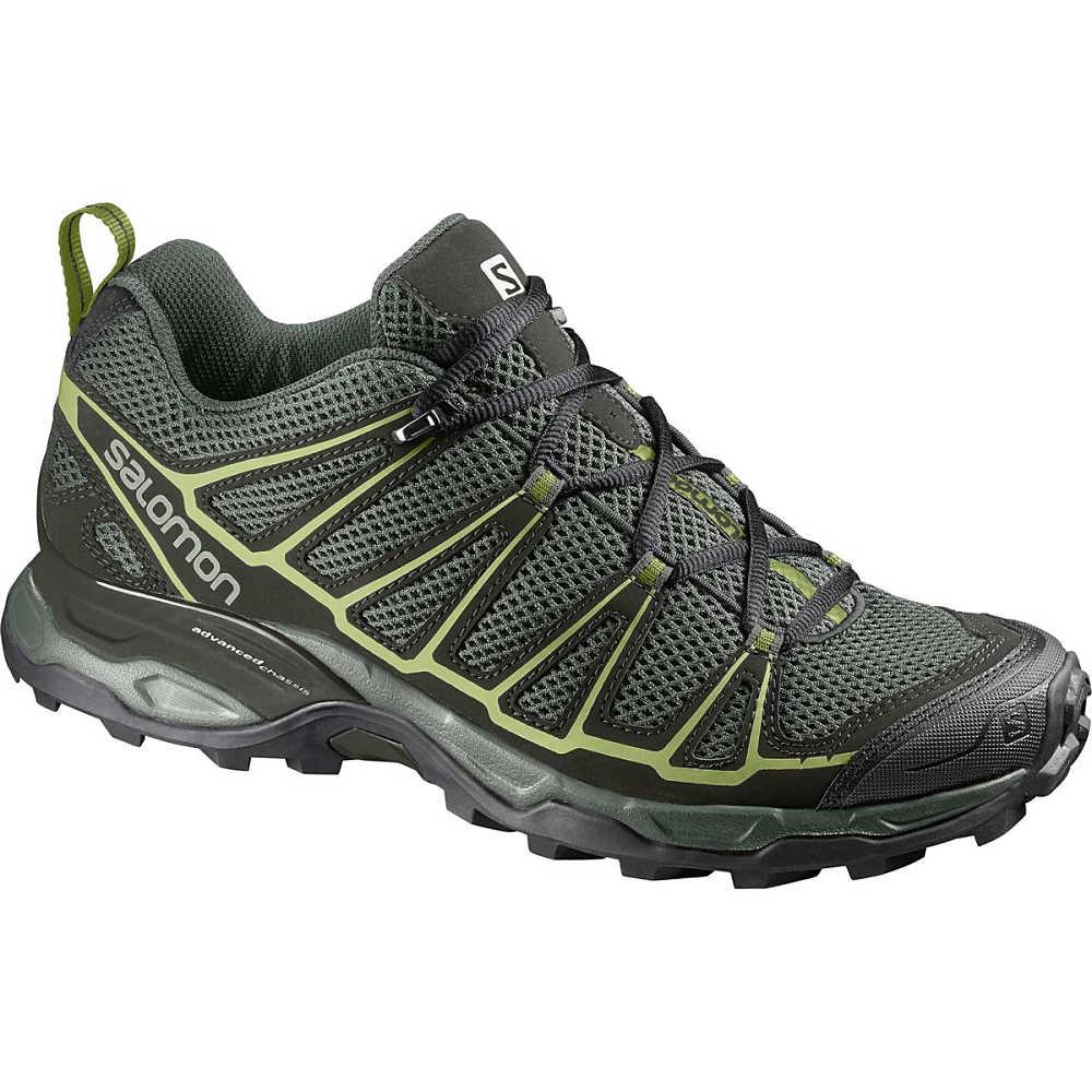 衝撃特価 サロモン メンズ メンズ ハイキング・登山 シューズ・靴【X Gray/Beluga/Fern Ultra Prime Hiking Hiking Shoes】Castor Gray/Beluga/Fern, DIYリフォームのお店 かべがみ道場:9761698e --- canoncity.azurewebsites.net
