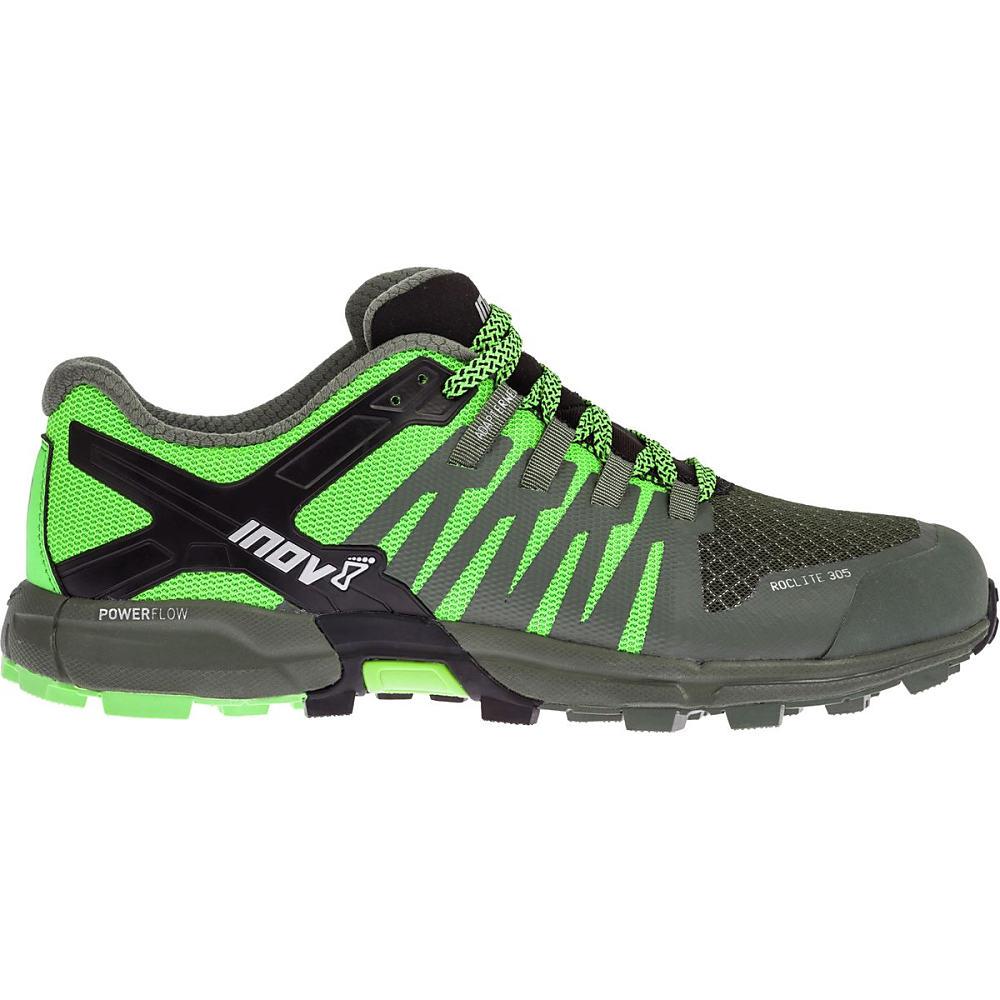 イノヴェイト メンズ ランニング・ウォーキング シューズ・靴【Roclite 305 Trail Running Shoes】Green/Black