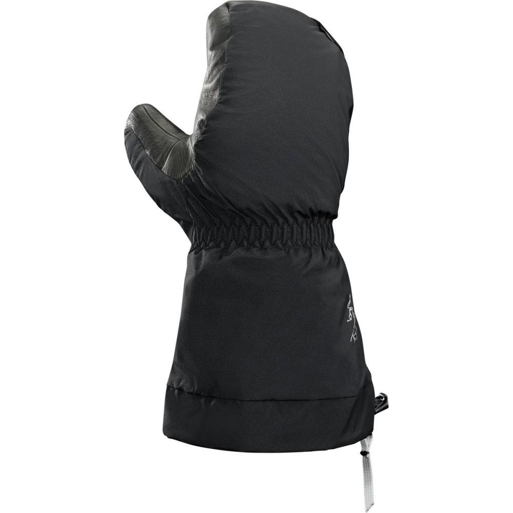 アークテリクス メンズ 手袋・グローブ【Alpha SV Mitten】Black