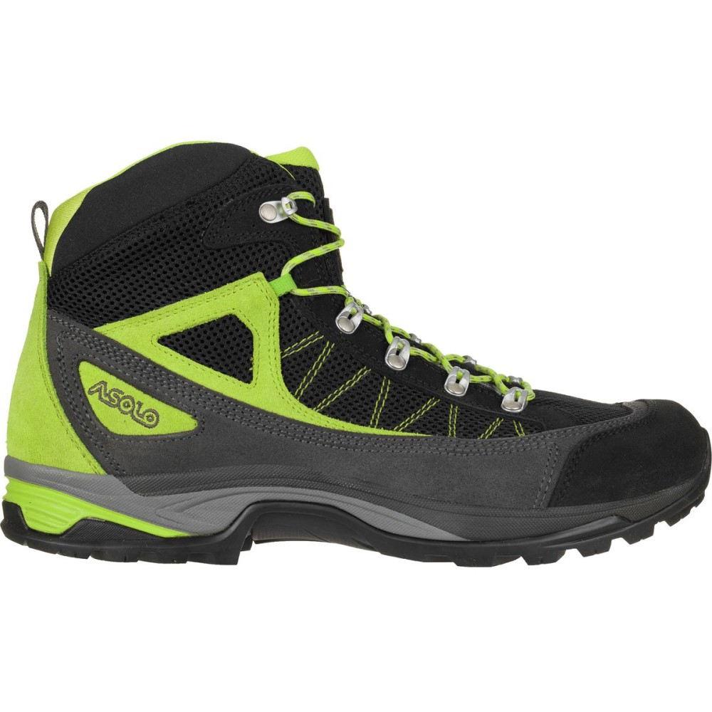 アゾロ メンズ ハイキング・登山 シューズ・靴【Fulton Hiking Boots】Black/Black