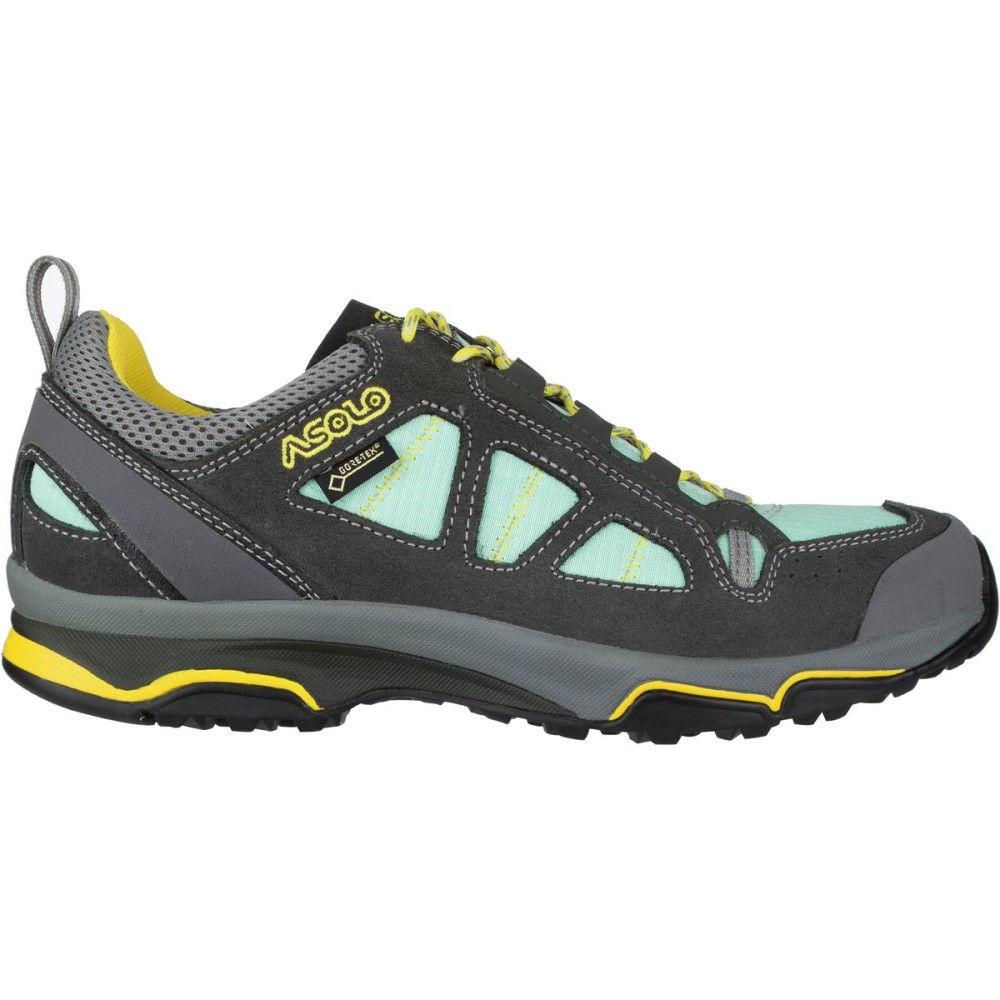 アゾロ レディース ハイキング・登山 シューズ・靴【Megaton GV Hiking Shoe】Graphite/Pool Side