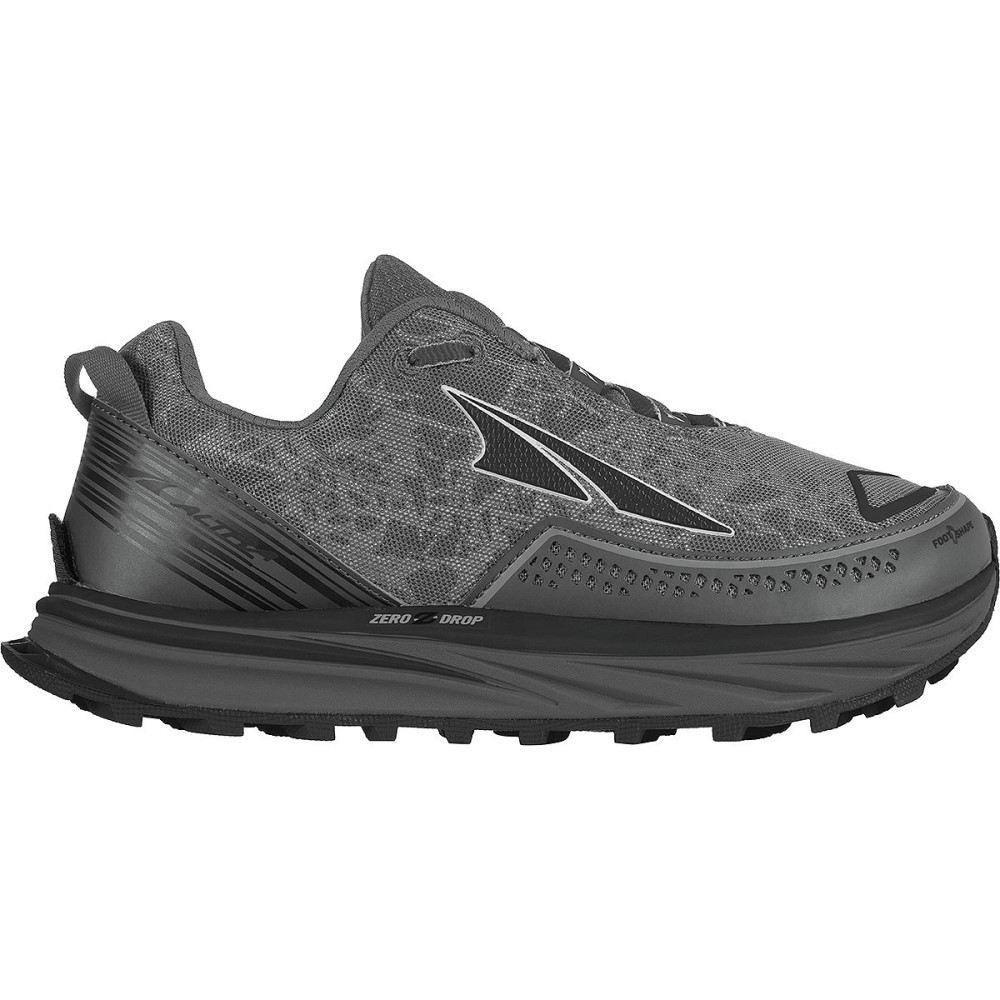 アルトラ メンズ ランニング・ウォーキング シューズ・靴【Timp Trail Running Shoes】Gray