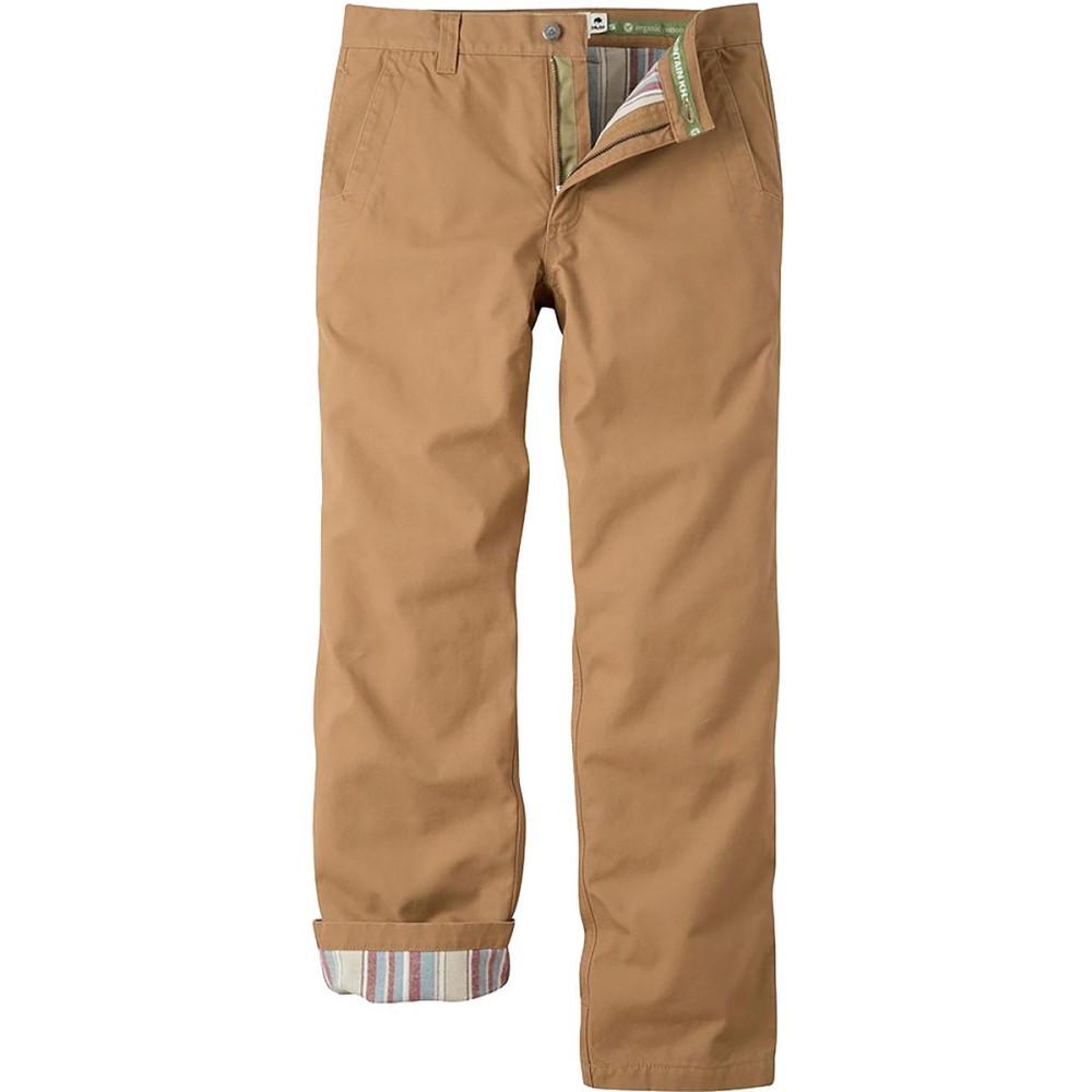 マウンテンカーキス メンズ ボトムス・パンツ【Flannel Original Mountain Relaxed Fit Pants】Ranch