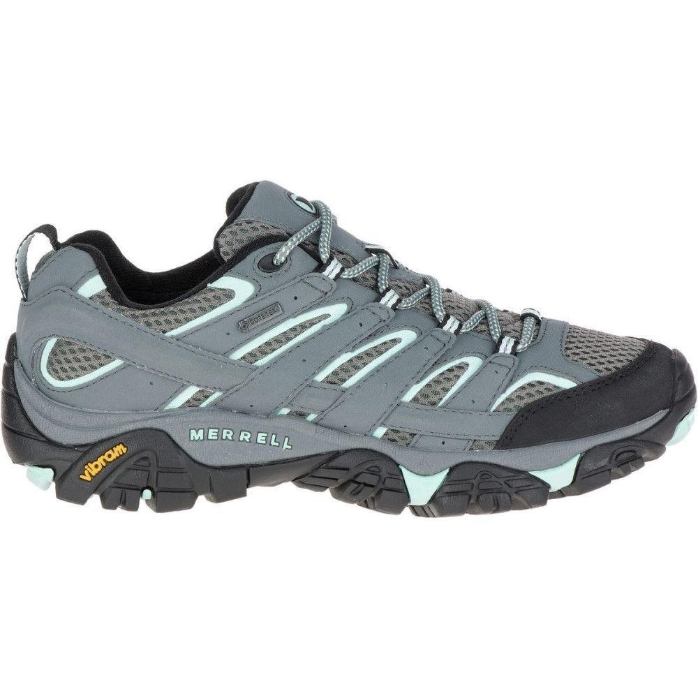 メレル レディース ハイキング・登山 シューズ・靴【Moab 2 GTX Hiking Shoe】Sedona Sage