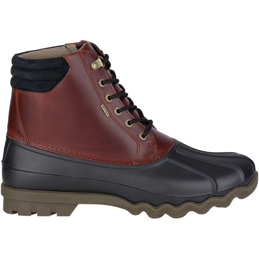 スペリー メンズ スキー・スノーボード シューズ・靴【Avenue Duck Boots】Black/Amaretto