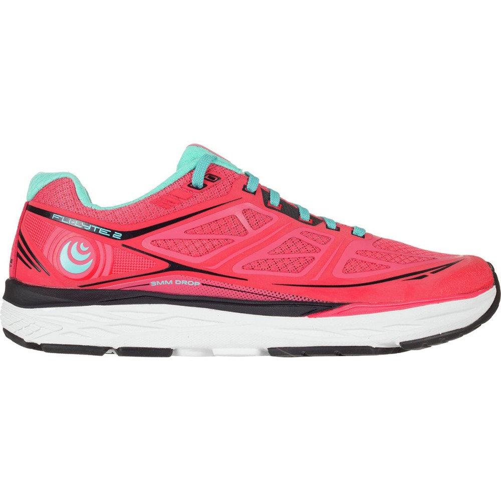 トポ アスレチック レディース ランニング・ウォーキング シューズ・靴【Fli - Lyte 2 Running Shoe】Coral/Aqua