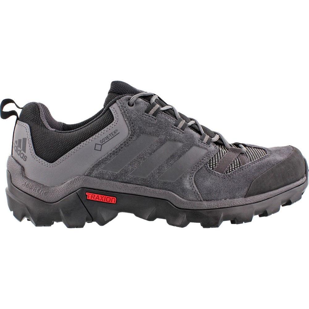 アディダス メンズ ハイキング・登山 シューズ・靴【Caprock GTX Hiking Shoes】Black/Utility Black/Granite