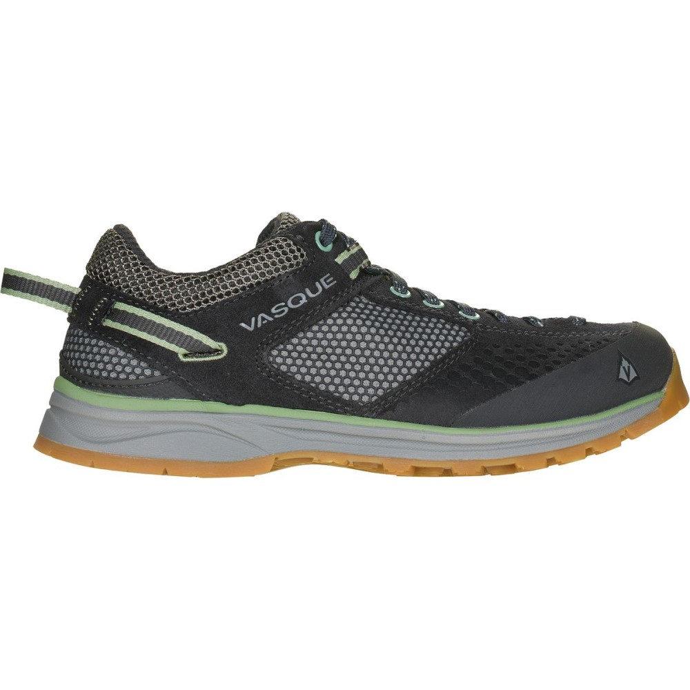 バスク レディース ハイキング・登山 シューズ・靴【Grand Traverse Hiking Shoe】Ebony/Basil