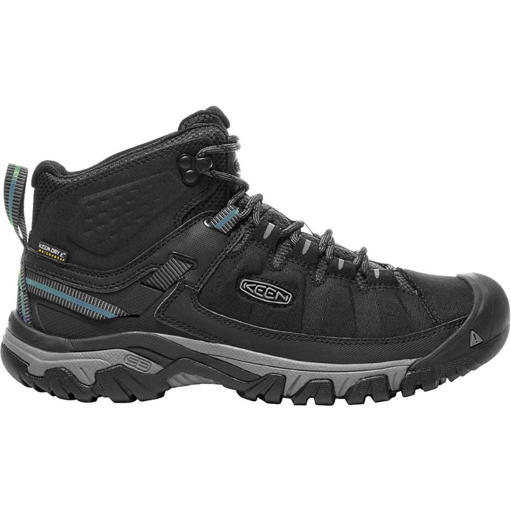 最新情報 キーン メンズ ハイキング・登山 シューズ メンズ キーン・靴 Exp【Targhee Exp Mid Waterproof Boots】Black/Steel Grey, のぼりキング:6c7ed046 --- supercanaltv.zonalivresh.dominiotemporario.com