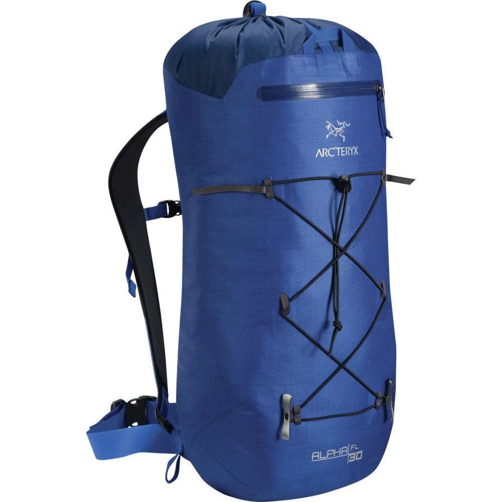 アークテリクス メンズ バッグ バックパック・リュック【Alpha FL 30L Backpack】Somerset Blue