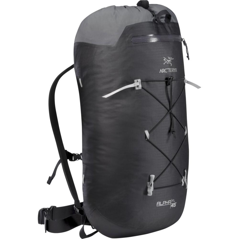 アークテリクス メンズ バッグ バックパック・リュック【Alpha FL 45L Backpack】Black