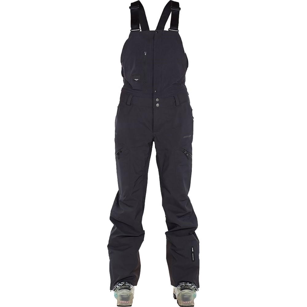 アルマダ レディース スキー・スノーボード ボトムス・パンツ【Highline Gore - Tex 3L Bib Pant】Black