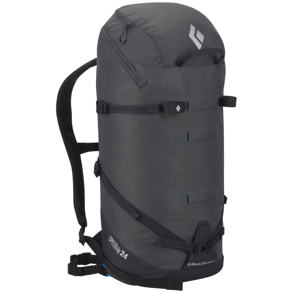 ブラックダイヤモンド メンズ バッグ バックパック・リュック【Speed Zip 24L Backpack】Graphite