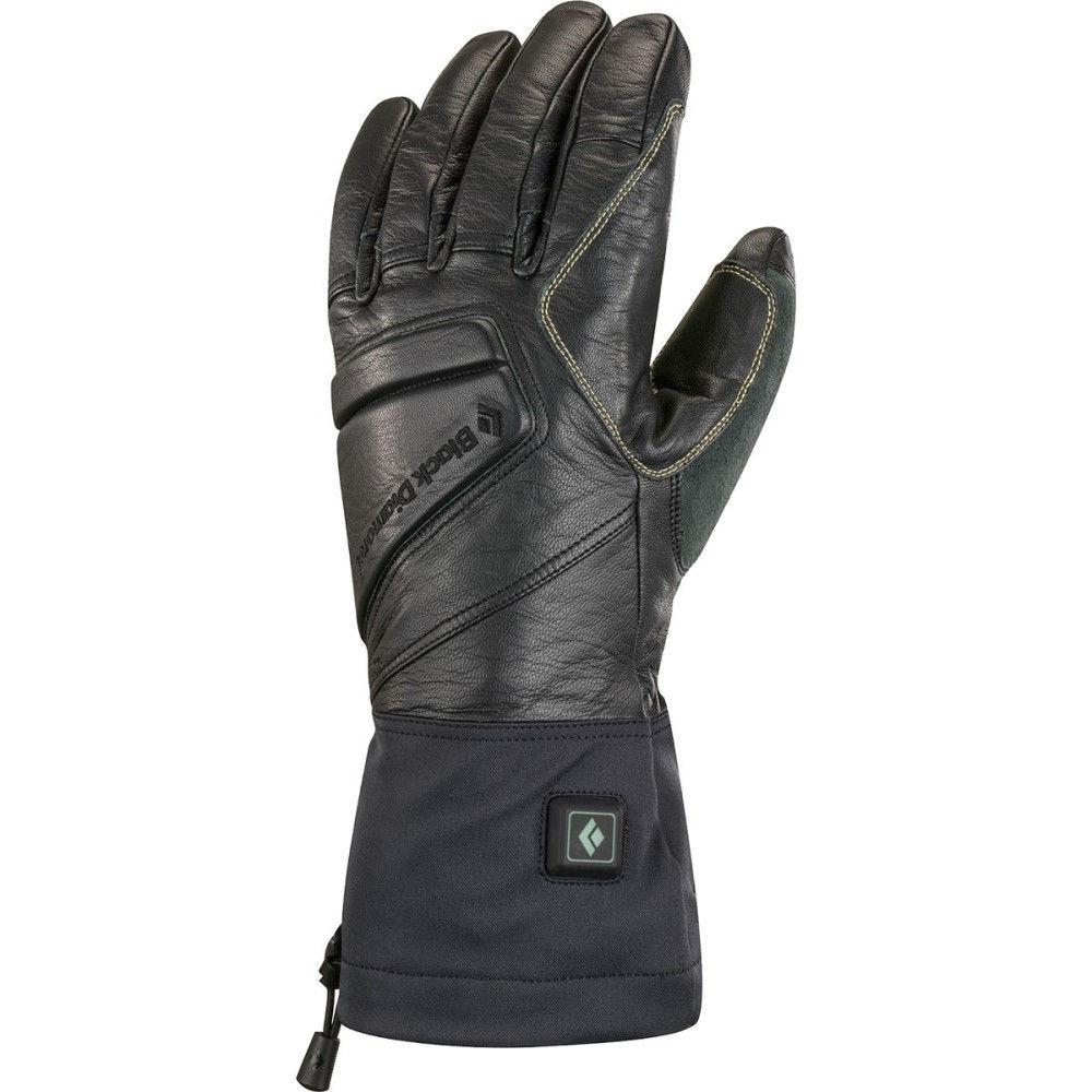 ブラックダイヤモンド メンズ 手袋・グローブ【Solano Heated Gloves】Black
