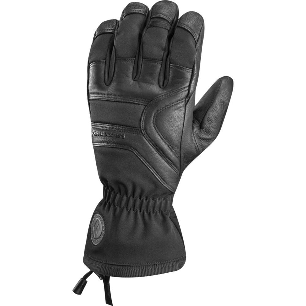 ブラックダイヤモンド メンズ 手袋・グローブ【Patrol Glove】Black