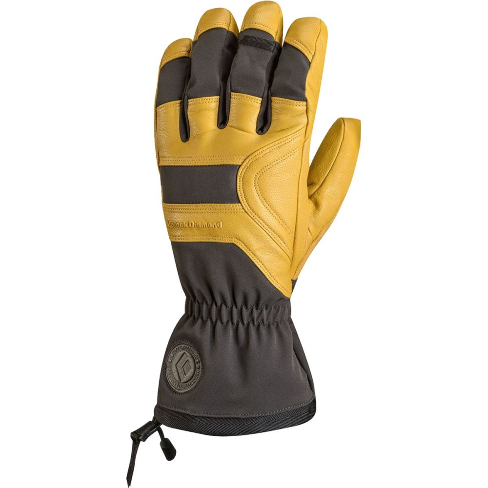 ブラックダイヤモンド メンズ 手袋・グローブ【Patrol Glove】Natural