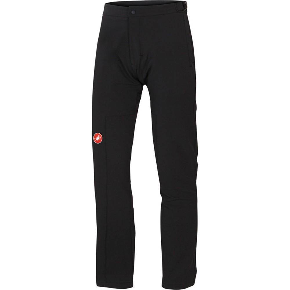 カステリ メンズ 自転車 ボトムス・パンツ【Corso Pants】Black