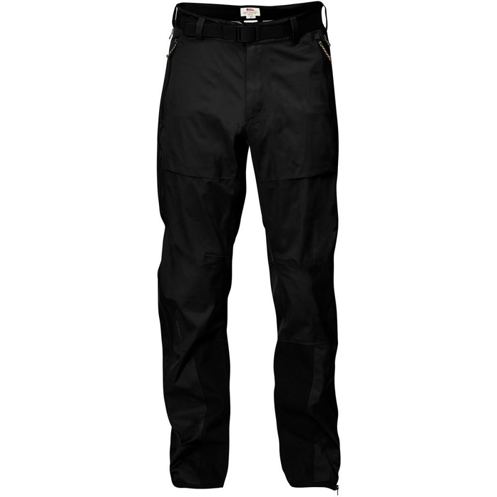 フェールラーベン メンズ ボトムス・パンツ【Keb Eco - Shell Trousers】Black