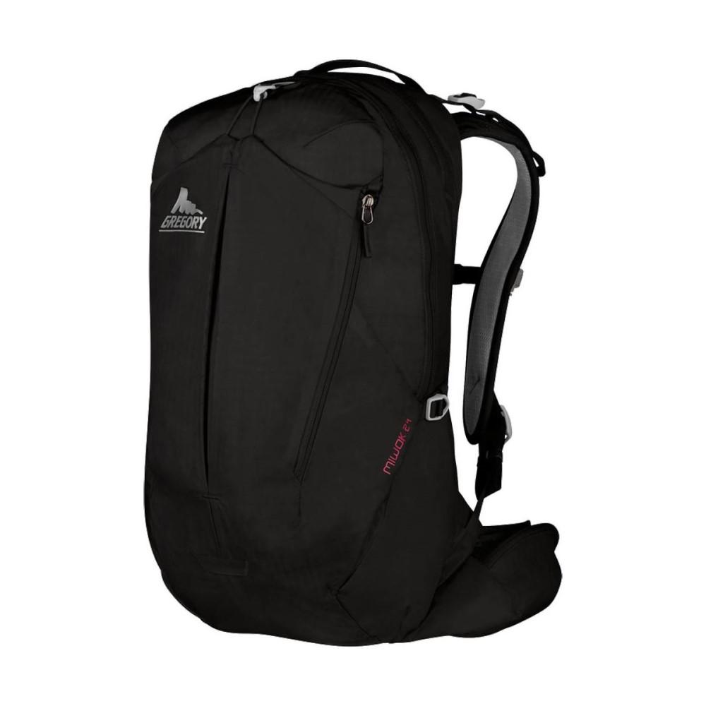 グレゴリー メンズ バッグ バックパック・リュック【Miwok 24L Backpack】Storm Black