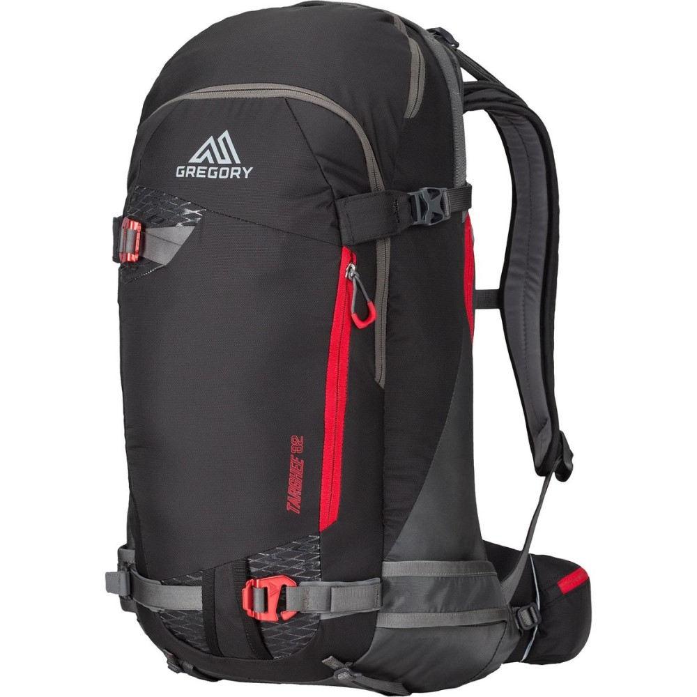 グレゴリー メンズ バッグ バックパック・リュック【Targhee 32L Backpack】Patrol Black